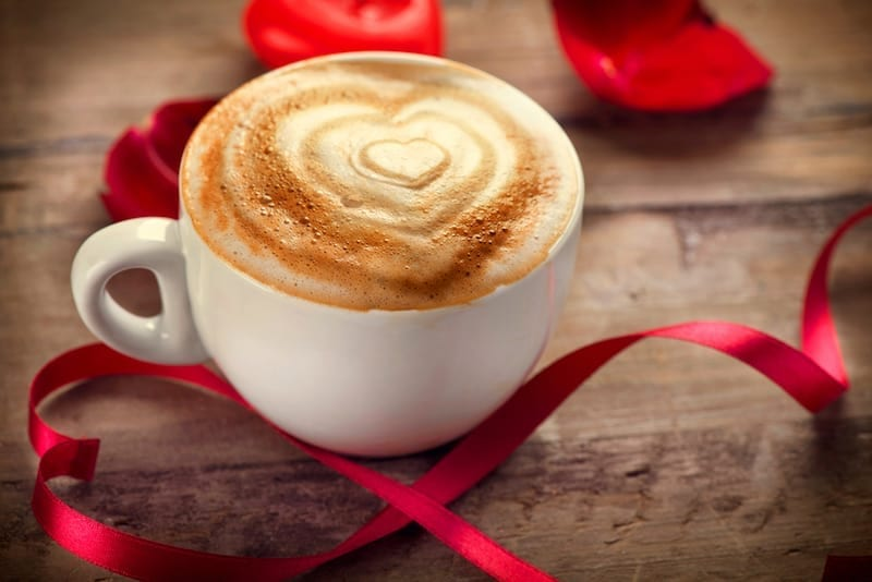Loveland Colorado is the Nation's Sweetheart City. The LoCo Artisan Coffee House, a local Loveland coffee company, produces a unique roast of Valentine's Day coffee. The blend changes every year, and is sold only in Loveland.