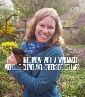 michelle cleveland creekside cellars