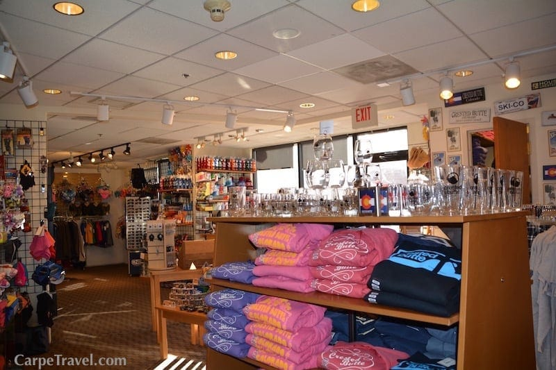 crested butte logod store