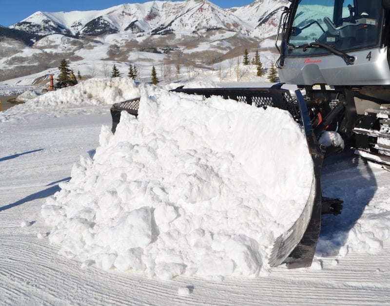 Things to do in Crested Butte: Learn to drive a snowcat in Crested Butte Colorado