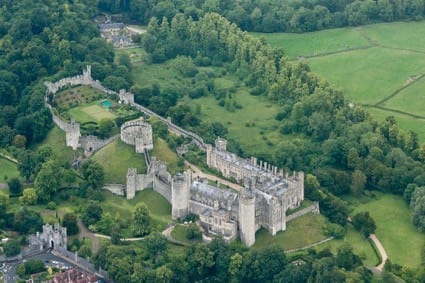 Things to do in 48 Hours in South East England: Arundel Castle and Gardens