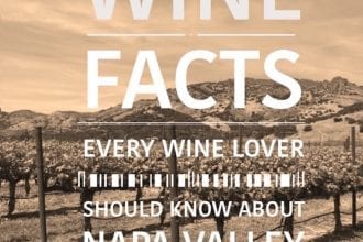 wine facts about napa valley