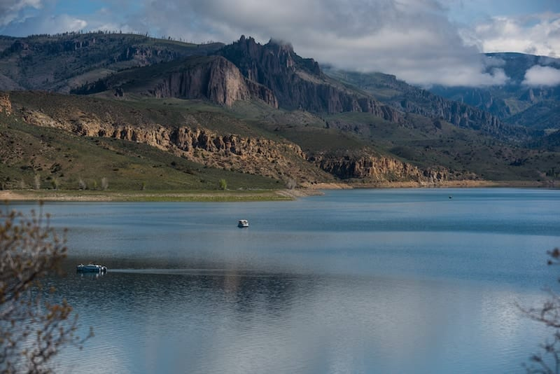 Beaches in colorado yes they do exist top 9 colorado for Chatfield reservoir fishing