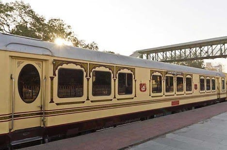 The Best Luxury Trains in India: Palace on Wheels