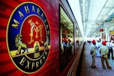 The Indian Maharajas Express