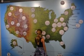 Denver Mint Tours - America the Great Quarter Program