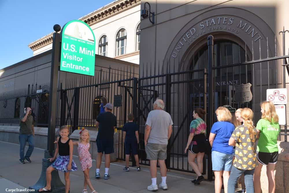 Denver Mint tours are worth their weight in gold