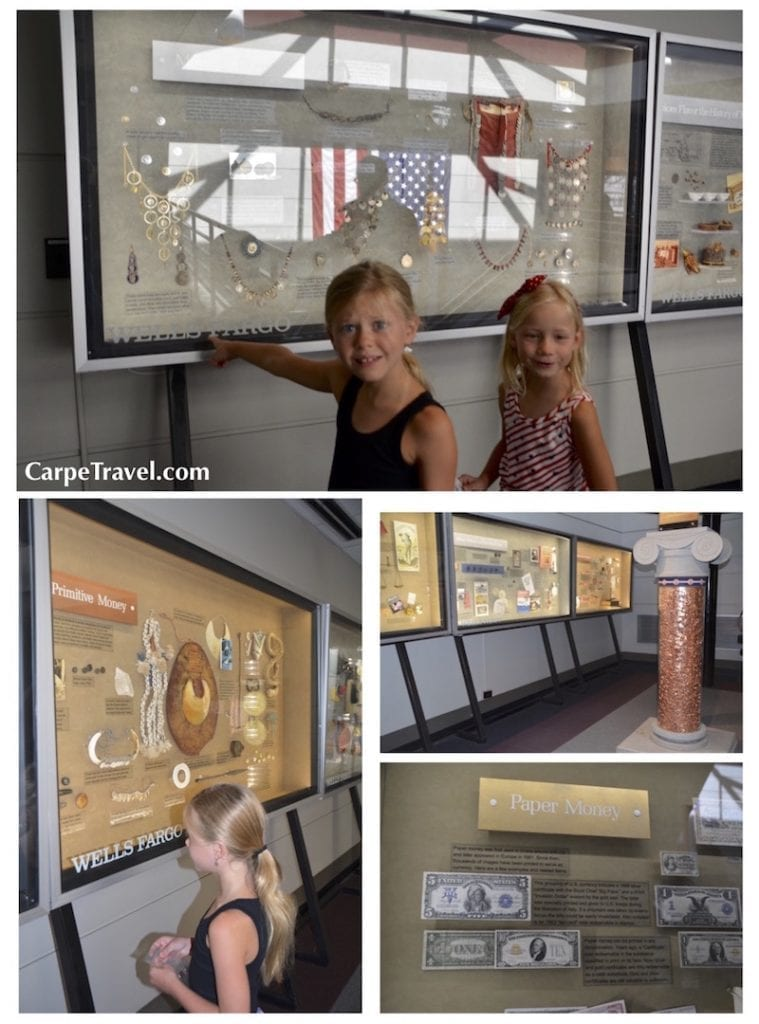 Denver Mint tours are worth their weight in gold. Not only is it a great learning experience for kids (and adults) it's one of the only places you can watch money in the making.