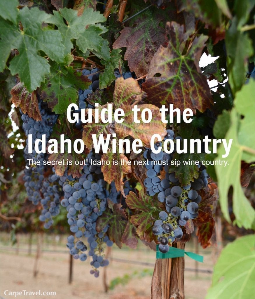 This guide to the Idaho wine region is designed to help you plan your Idaho wine experience - map out wineries not to miss, resources that can help along the way, which wine trails to visit and much more.