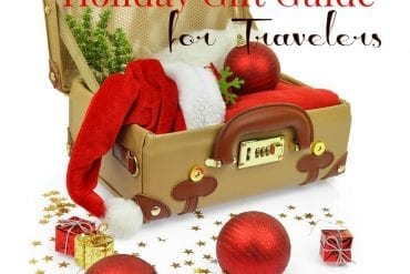 The Ultimate Holiday Gift Guide for Travelers - 2016