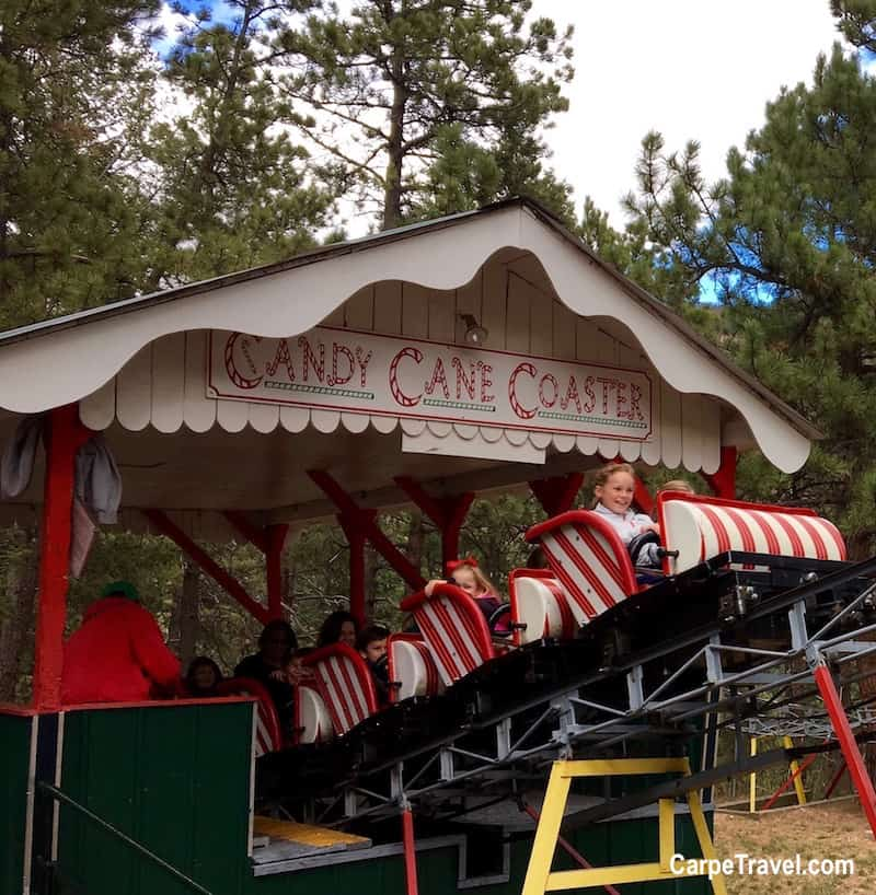 North Pole – Santa's Workshop = One of the best things to do in Colorado Springs