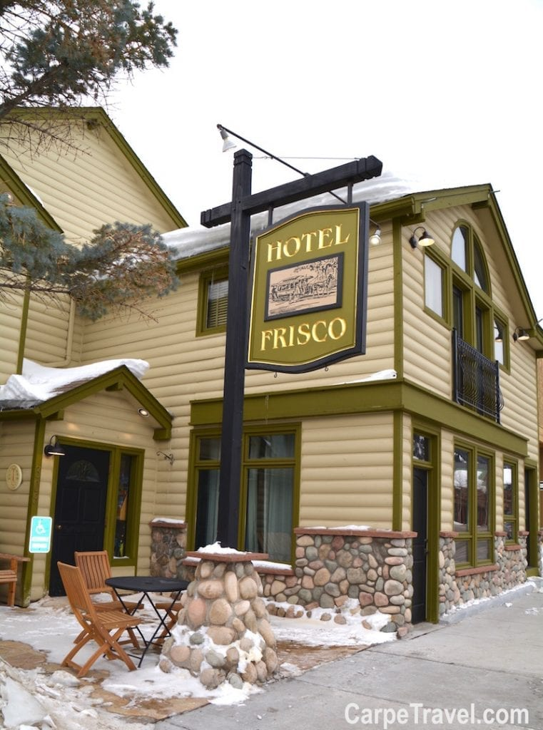A complete guide to discovering summit county 39 s hidden gem for Cabins in frisco colorado