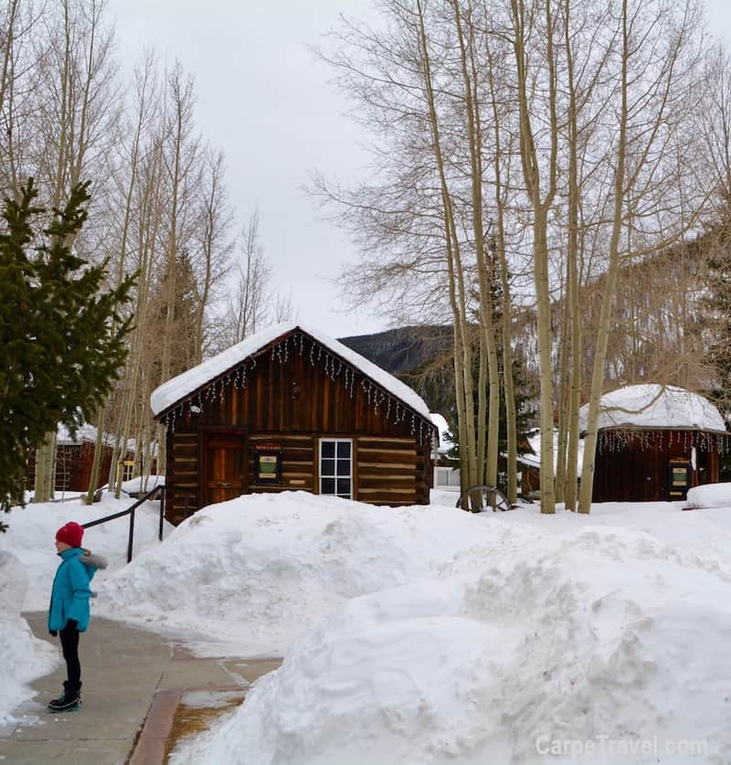 Things to do in Frisco, Colorado: Take a walk back in time when you visit the Frisco Historic Park and Museum