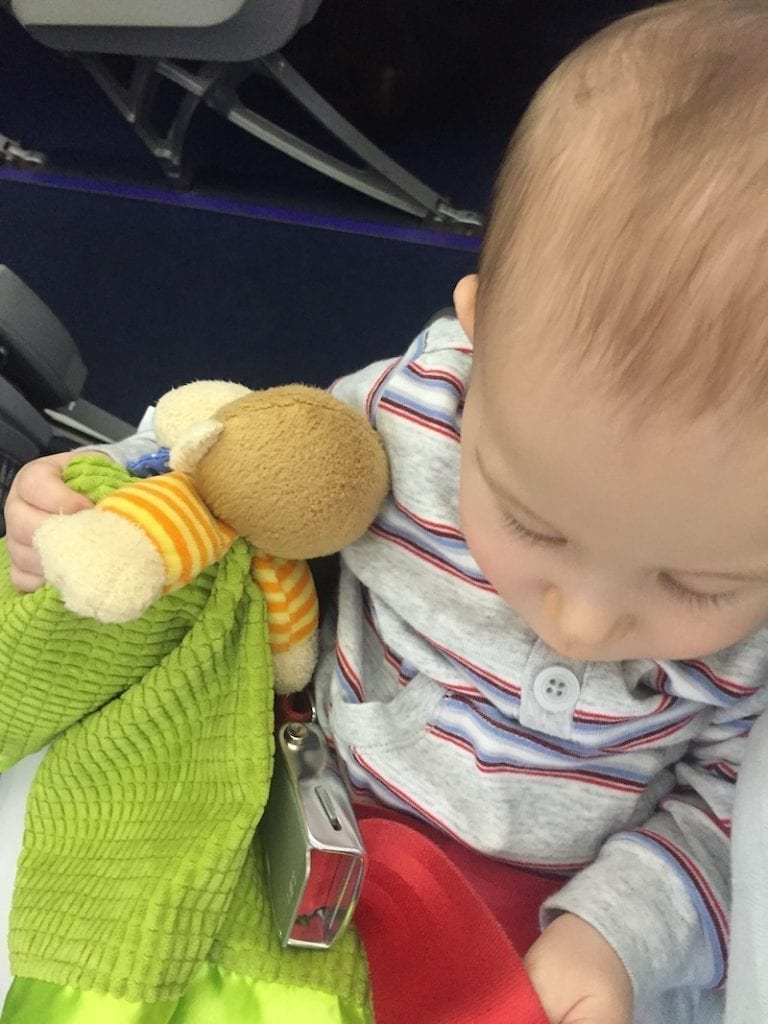 7 Tips for International Travel with an Infant
