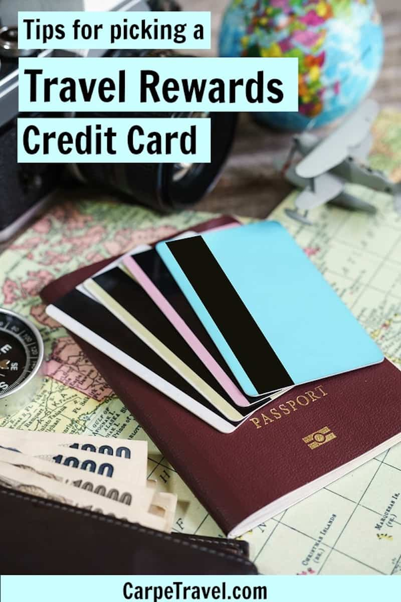 Looking for the best ways to earn reward points for travel? Having a travel rewards credit card is the best way to earn a significant amount of redeemable points. Here are some tips on how to pick the best travel rewards credit card to meet your personal travel goals.