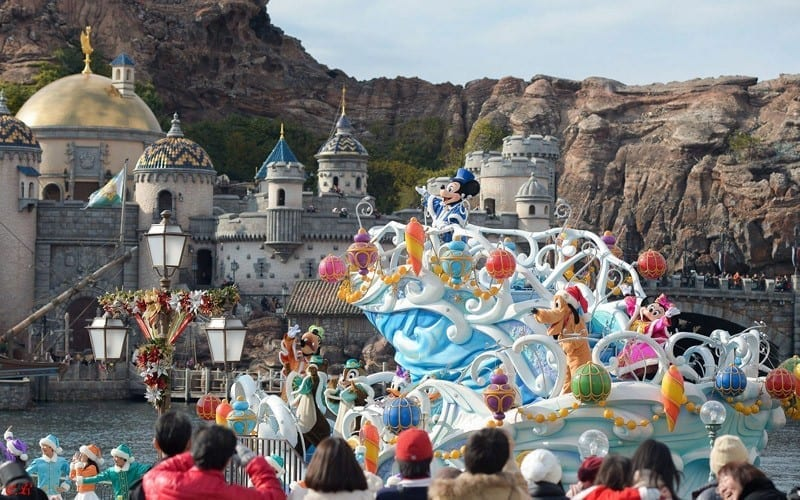 Tokyo Disney Sea is one of the Top 8 Things to Do In Tokyo with Kids. Click over over more.