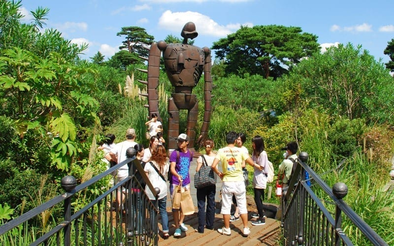 Ghibli Museum is one of the Top 8 Things to Do In Tokyo with Kids. Click over over more.