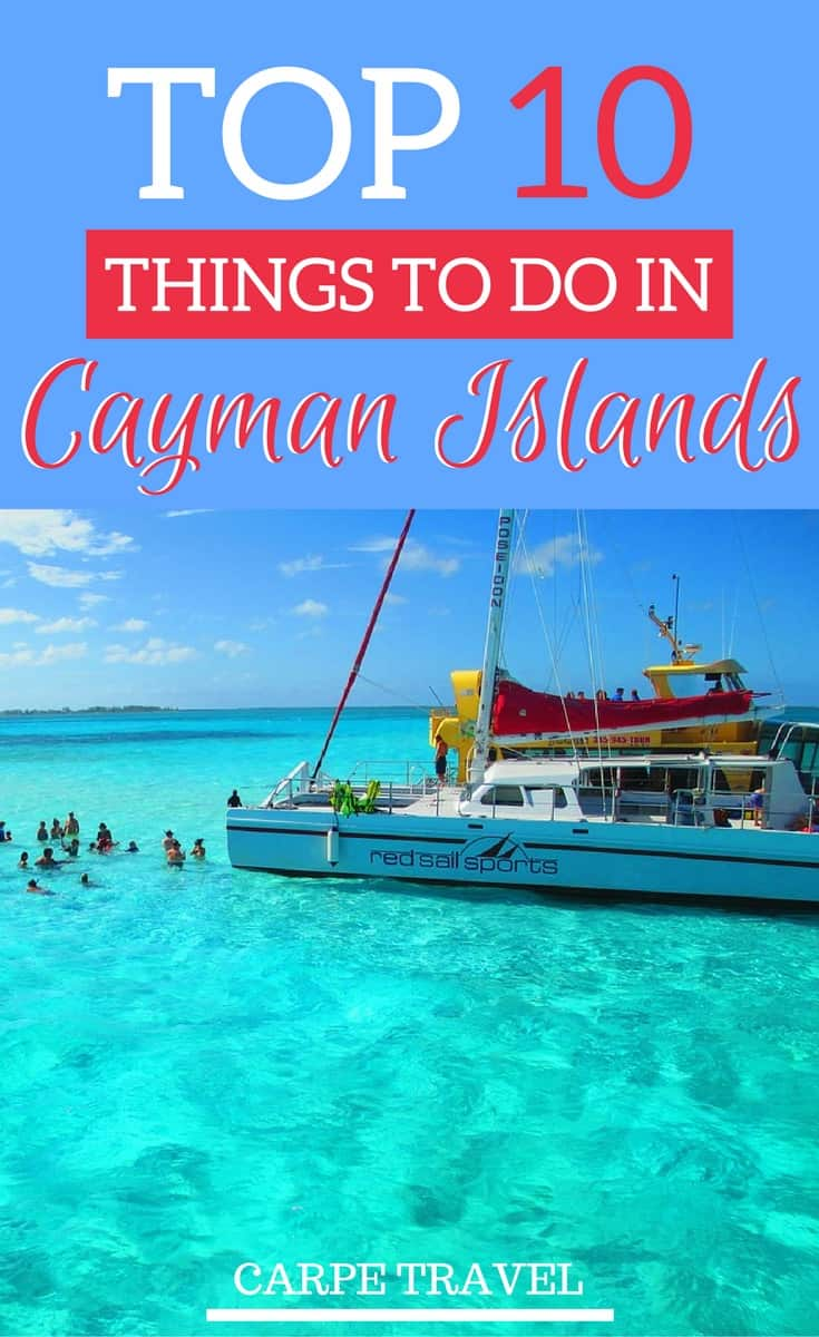 Top Things To Do In Cayman Islands