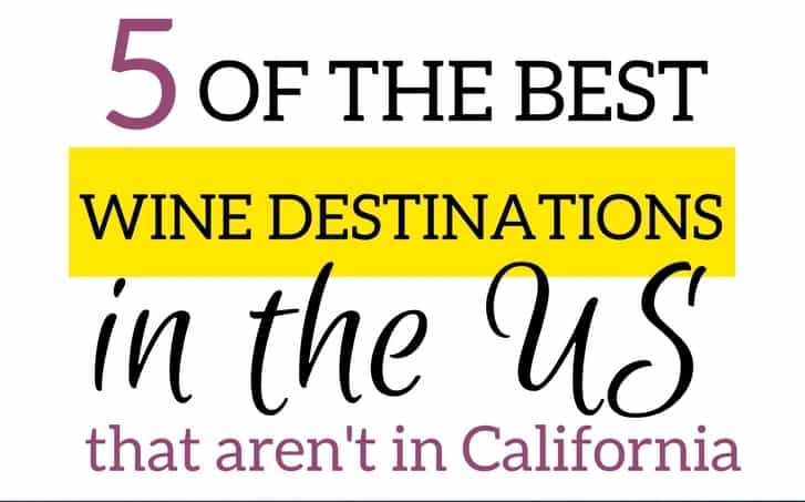 Amazing Wine Country Destinations Visit California Autos