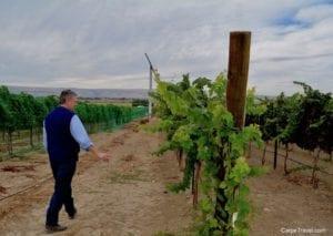 Hat Ranch Winery in Idaho winemaker