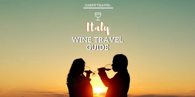 Need help planning your Italian wine country getaway? This Italian Wine Travel Guide will help.
