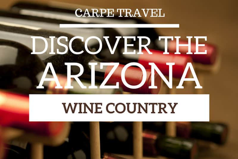 Arizona Wine Travel Guide