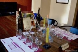 Continental Divide Winery Wine Blending Expereince