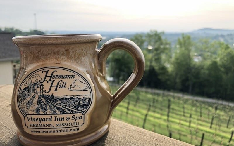 Hermann Hill Vineyard and Inn, Hermann Missouri