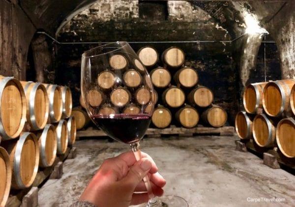 Wine Vacations