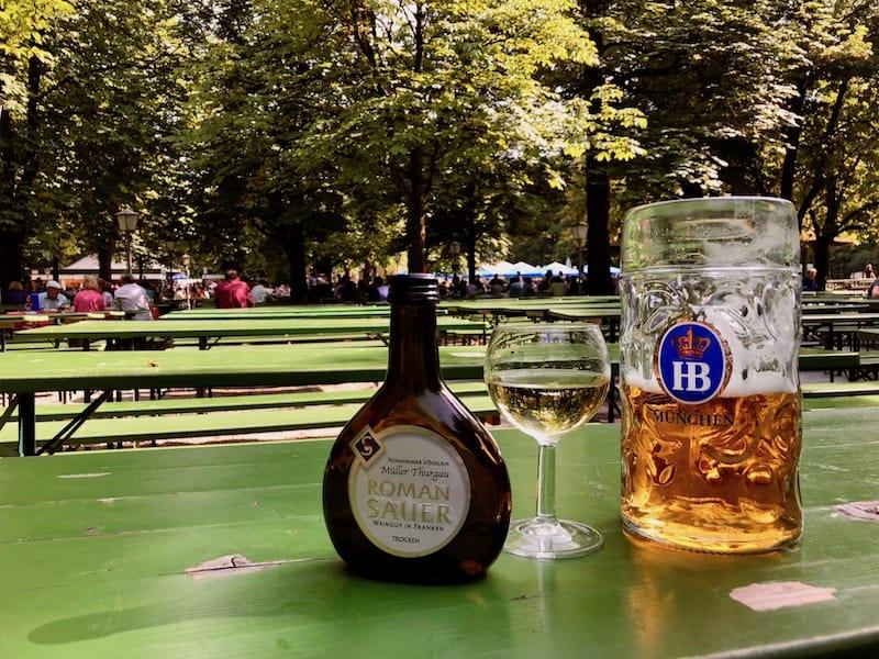 Wine Bars in Munich