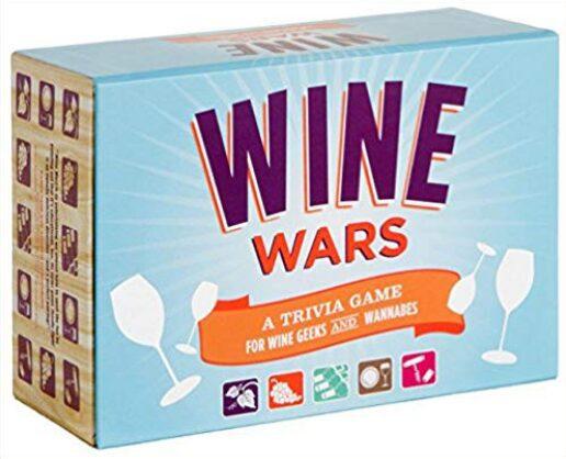 Wine Wars: A Trivia Game