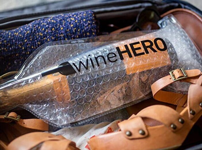 Gifts for Wine Lovers - The Wine Hero!