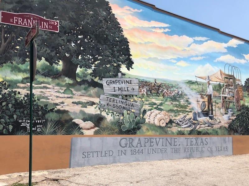 Wine tasting in Grapevine TX
