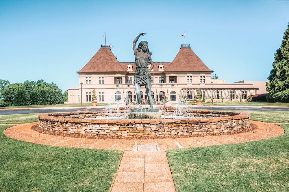 Château Élan in Georgia, United States
