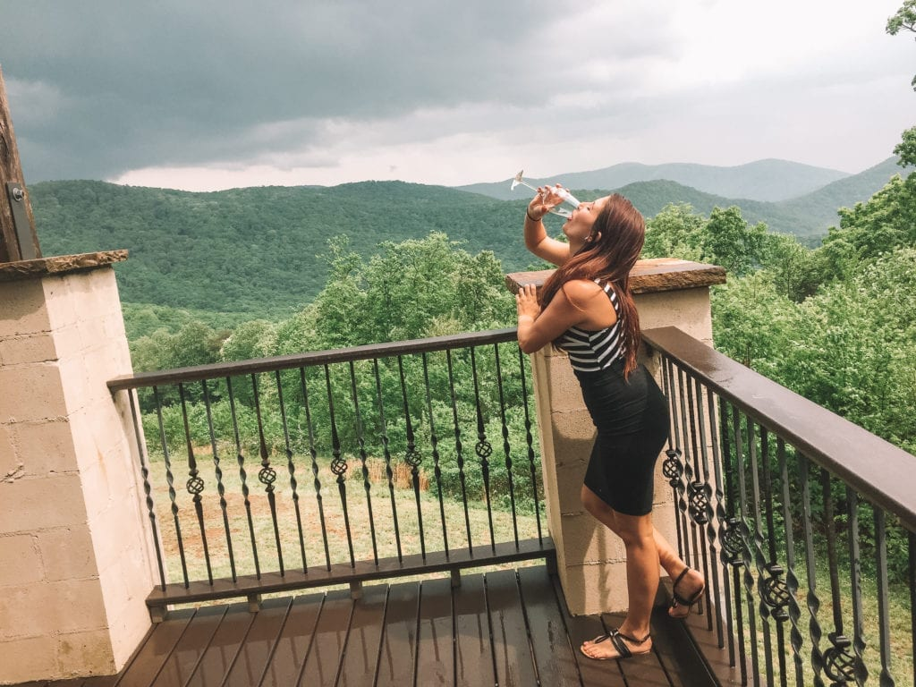 Fainting Goat Winery - One of the North Georgia Wineries Not to Miss