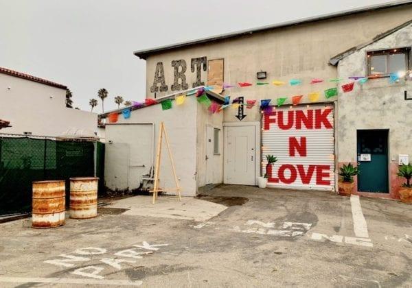 Santa Barbara Funk Zone Urban Wineries