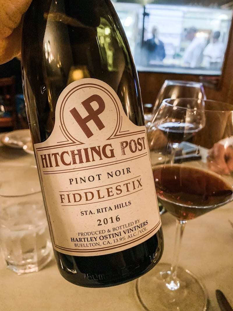 The Hitching Post in Santa Ynez Valley