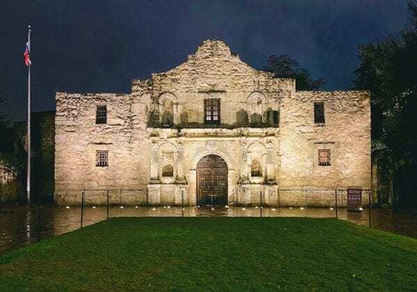 Things to do in San Antonio - The Alamo