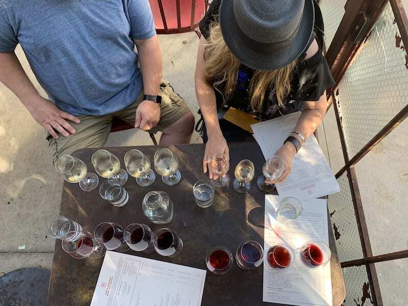 Tips for planning a wine vacation