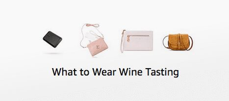 What to wear wine tasting. Ideas for wine country outfits.