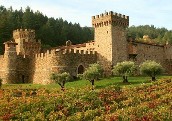 Castello di Amorosa, a great family friendly winery in Napa Valley