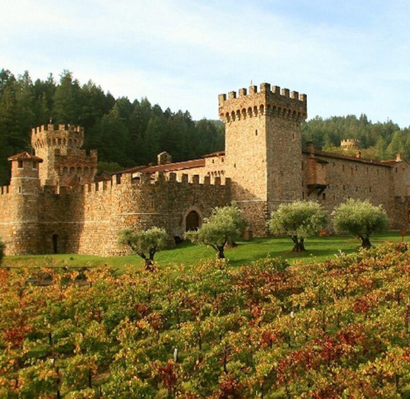 Castello di Amorosa, family friendly wineries in Napa Valley
