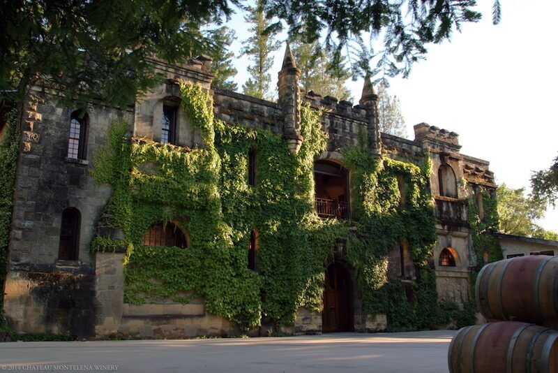Chateau Montelena one of the best family friendly wineries in Napa Valley