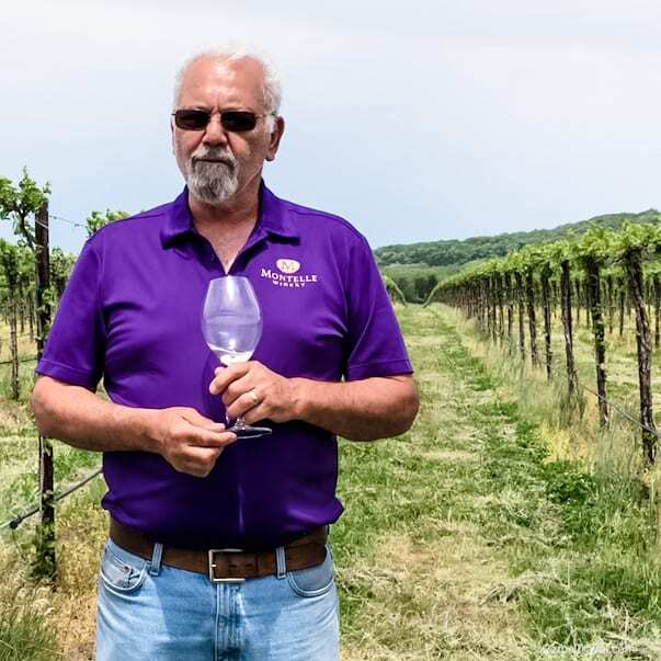 Montelle Winery Winemaker Tony