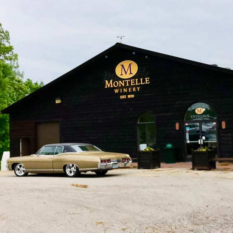 Montelle Winery in Missouri