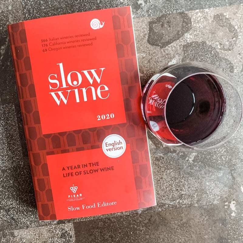Slow Wine movement for sustainable wineries
