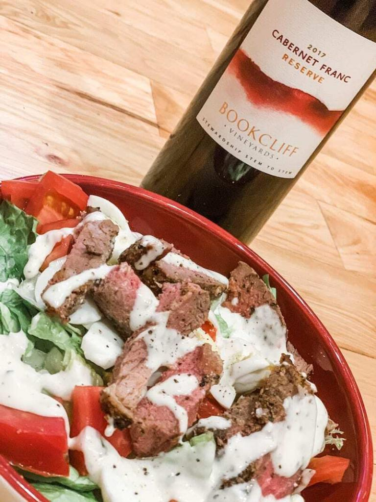 Wine Pairings with Salad