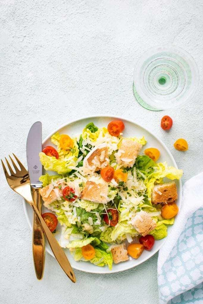 Salad Wine Pairing