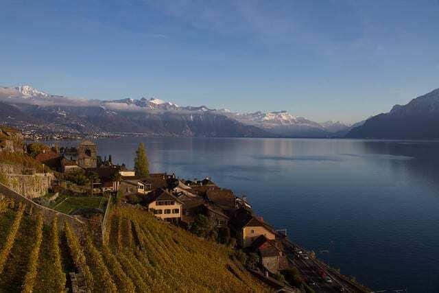 Swiss Wine Regions - Lavaux