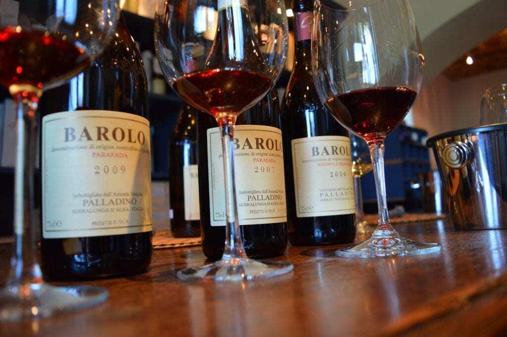 barolo wine pairing